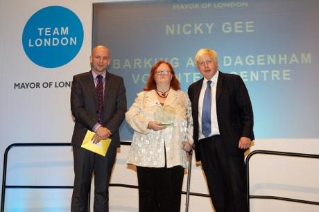 Team London Awards, City Hall - 17Sep14